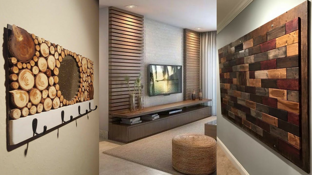 200 Wooden Wall Decorating Ideas Living Room Wall Design Catalogue 2021 Youtube