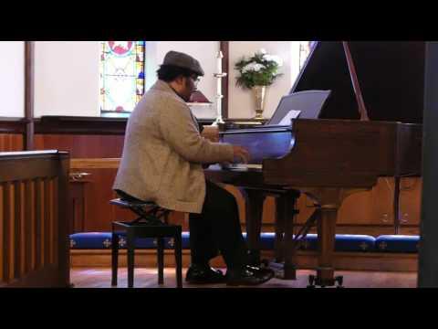2017 Santa Cruz Ragtime Festival - John Reed-Torres - 1