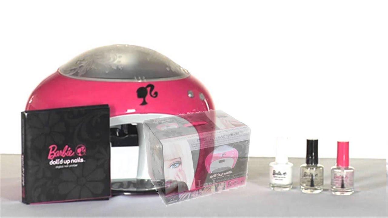Barbie Nail Printer