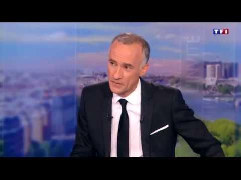 Interview de Nicolas Sarkozy au Journal de 20H de TF1