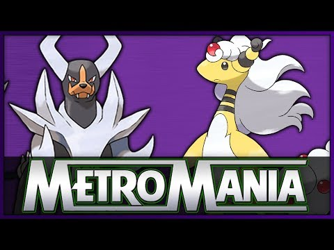 MetroMania Season 3 Heat 4 | Mega Houndoom vs Mega Ampharos | Pokémon Metronome Tournament