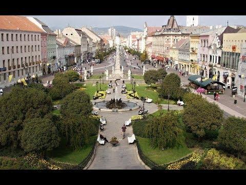 Главная улица Кошице / Hlavná ulica Kosice
