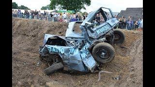Best of Bangerracing Crashes 2017!