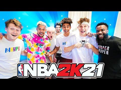 Ultimate 2HYPE NBA 2K21 Tournament! *Crazy Buzzer Beater*