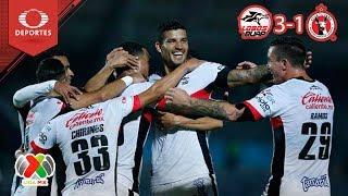 Resumen Lobos BUAP 3 - 1 Tijuana | Apertura 2018 - J15 | Televisa Deportes