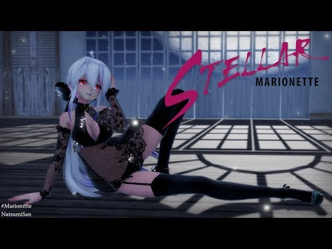 [MMD Commission] Stellar - Marionette [Motion Trace]