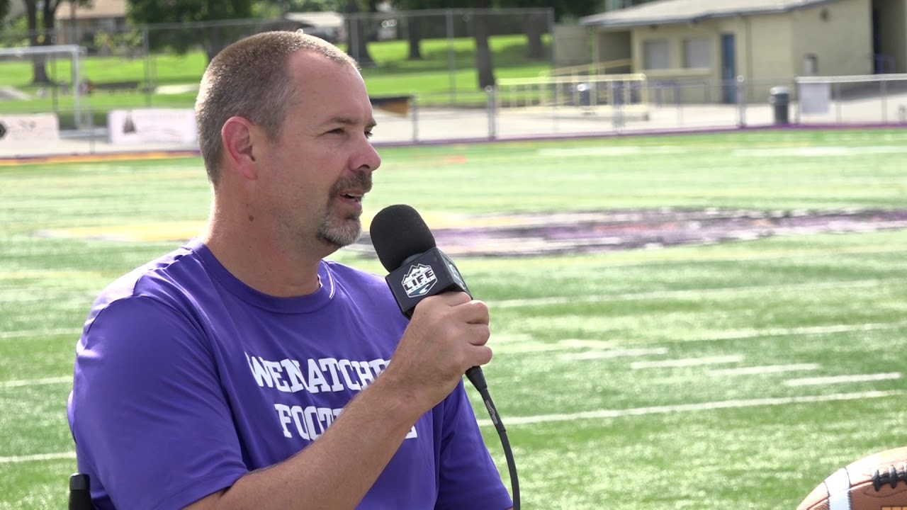WHS Football Coach Scott Devereaux on Sirmon 2019-08-20