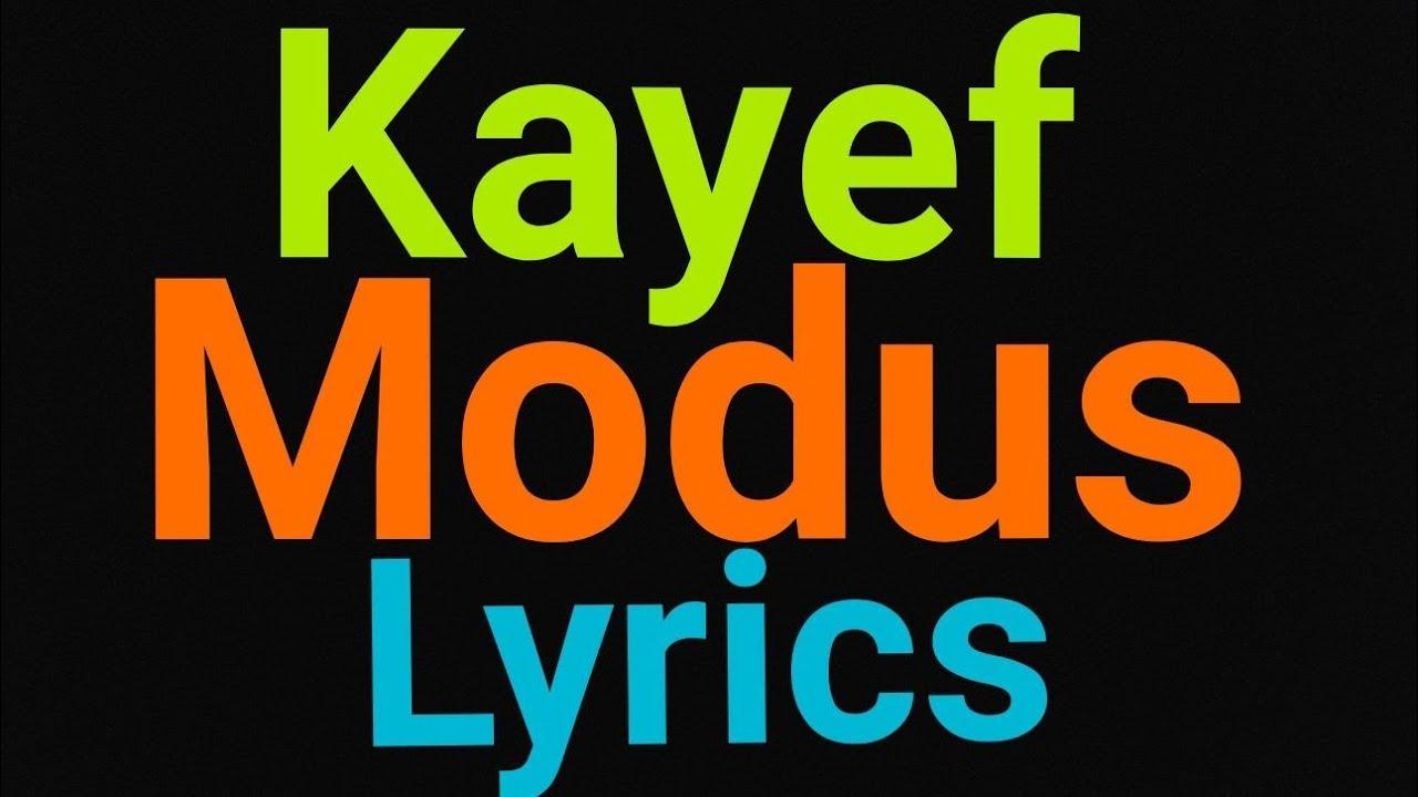 Modus Lyrics