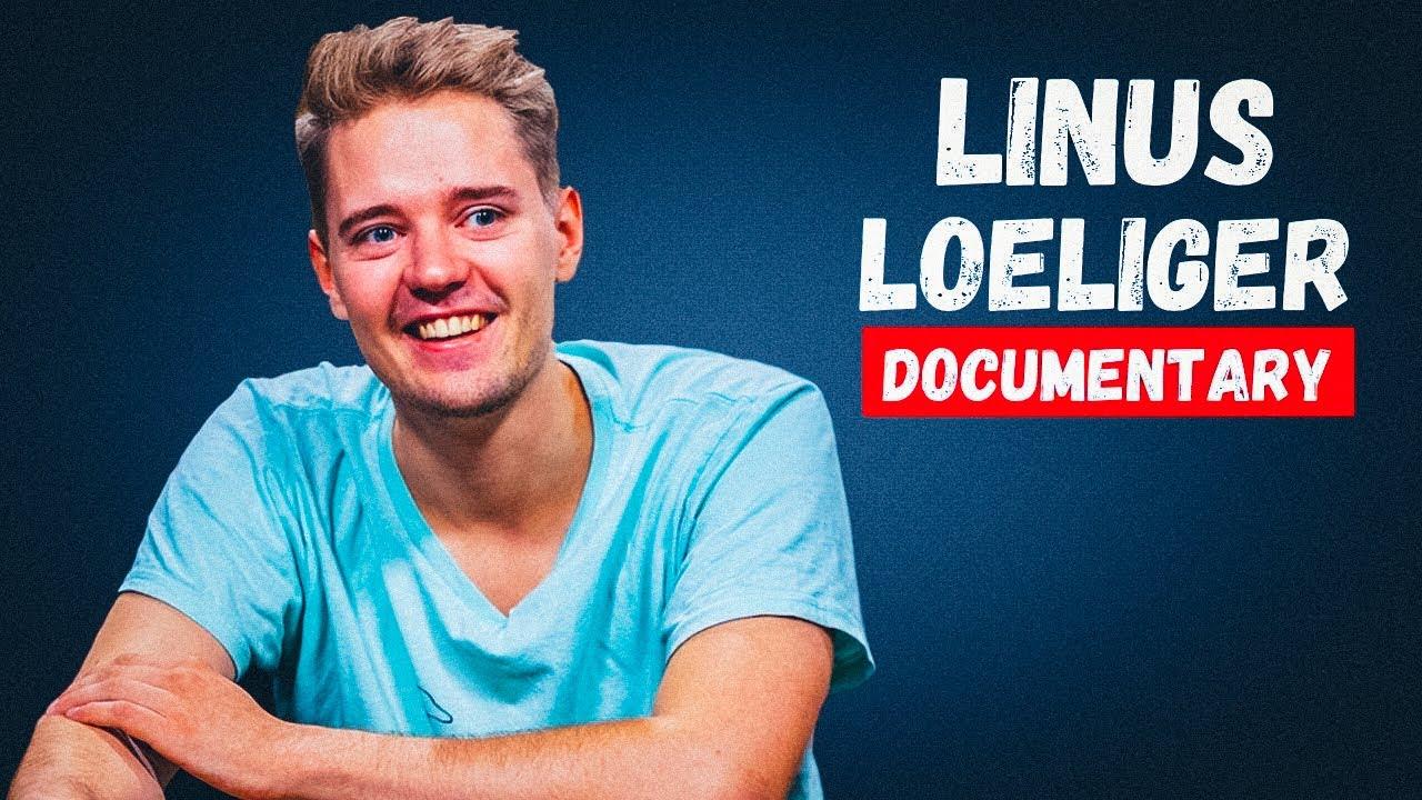LLinusLLove Poker Documentary - The Rise of Linus Loeliger