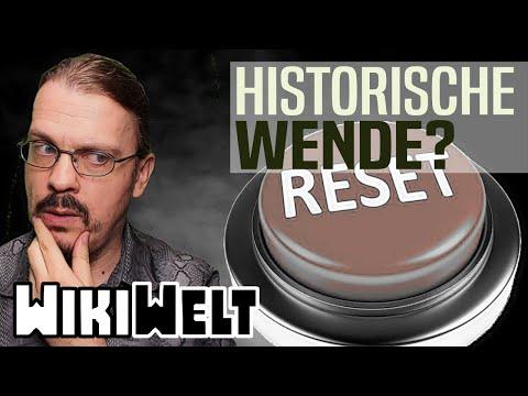Historischer Umbruch? - meine WikiWelt #212