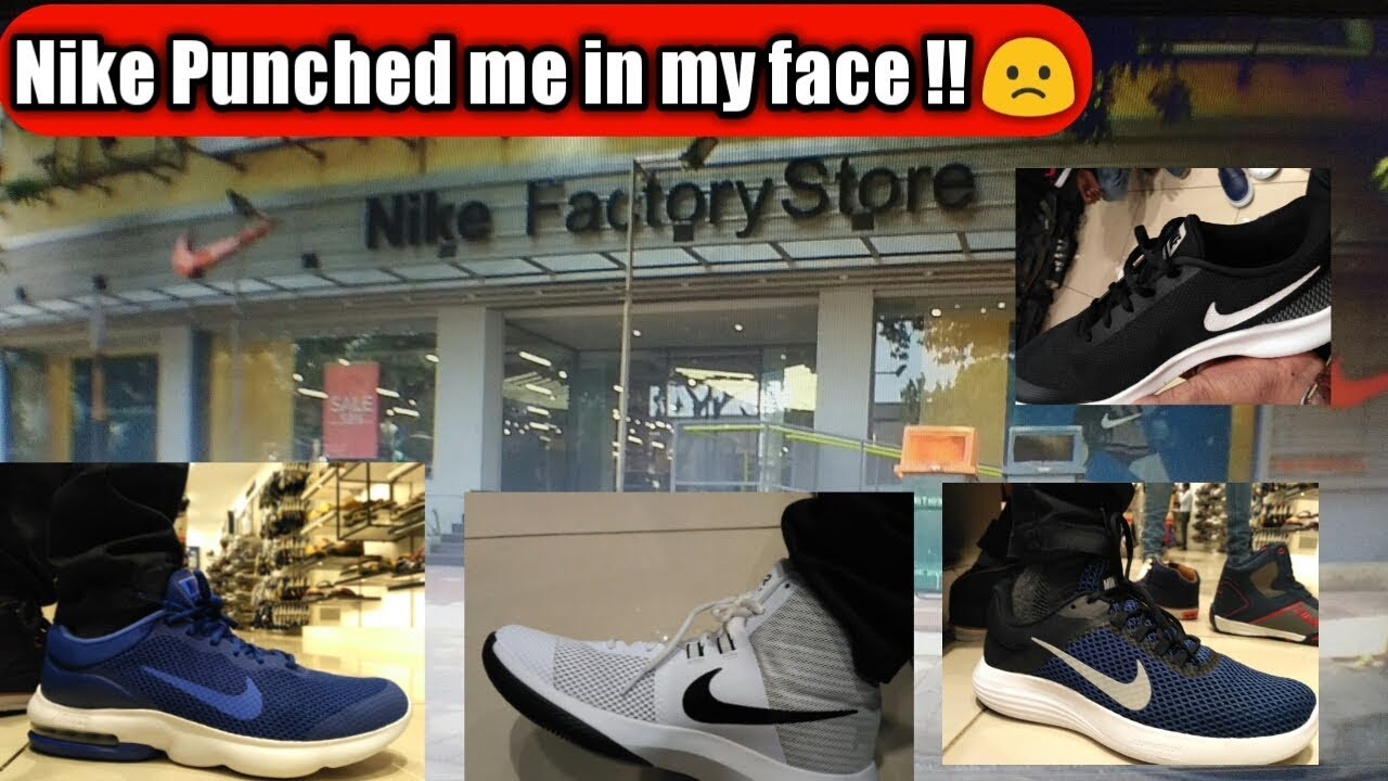 fc688d6d4 NIKE FACTORY OUTLET   LIFESTYLE (R MALL) MULUND VLOG !! - YouTube