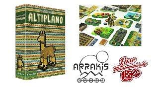 Altiplano - Arrakis Games - Videoreseña