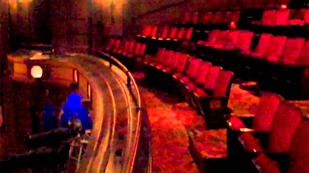 Mezzanine Palace Theatre You