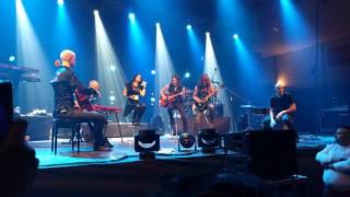 Tarja Turunen - Acoustic set, Zlín 3.12.2016