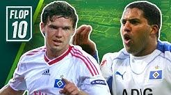 Die Flops des Bundesliga-Dinos! Top 10 Transfer Fails des HSV!