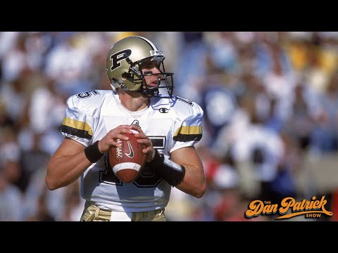 Drew Brees Originally Wanted To Play College Football At Texas A&M | 09/17/21