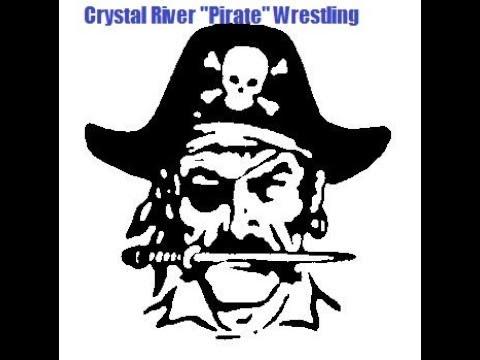 "1-27-2001 Florida High School Wrestling--Crystal River""Pirates"" vs Lecanto ""Panthers"""