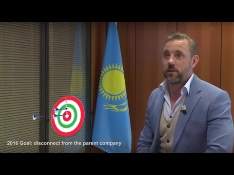 Physical Record Management System for NCOC - Interview with Ronald Van Klooster