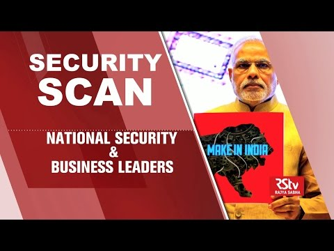 Security Scan- National Security & Business Leaders