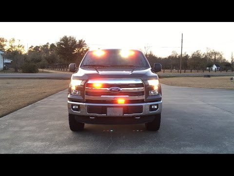 vote no on pov lights 2016 ford f150 4x4 pov whelen and feniex led fire lights