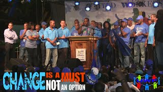 UWP Team Dominica - Presentation of Candidates