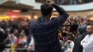Reynmen Konserinde izdiham !!!