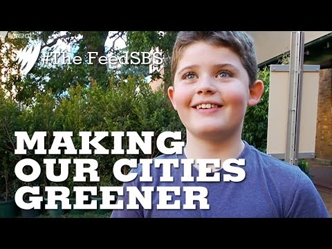 Making Our Cities Greener | (3 min.)