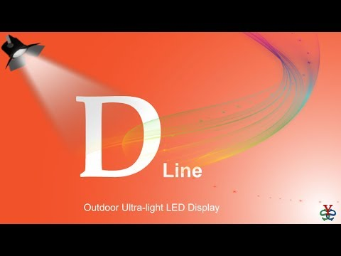 Your Signage Source wholesale LED Displays D line outdoor emcs