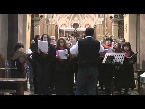 Noel Noel - Cantare insieme per il Natale - Chiesa Parrocchiale di Mercurago 23-12-2012