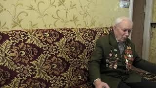 Ветеран Сергей Петрович Воробьев - истории победы