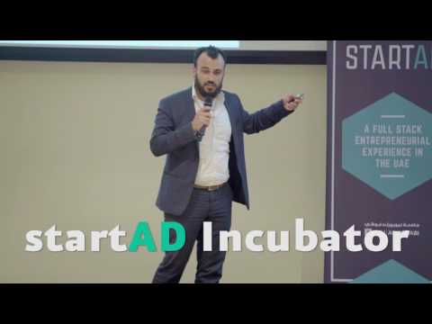 Introducing startAD, The full stack entrepreneurial experience in the UAE