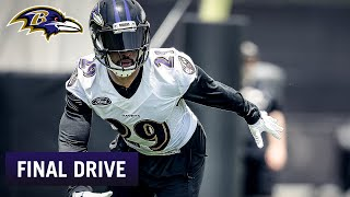 Earl Thomas Is Back on the Field | Ravens Final Drive
