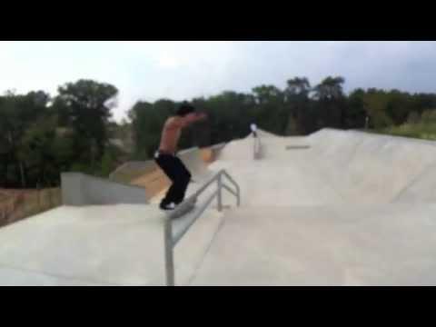North Laurel, Maryland Skatepark Session
