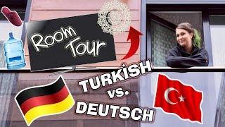 Typisch türkisch : RoomTour - So Leben wir zu 3 / Ebru Ergüner