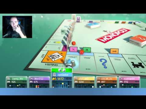 Saturday Night Stream! | Monopoly [PS4] w/Friends