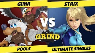 Smash Ultimate Tournament - Gimr  Banjo  Vs. Strix  Zss  The Grind 91 Ssbu Pools