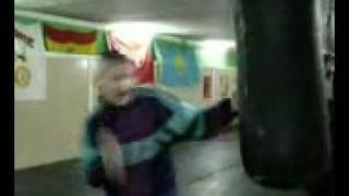 Шутбоксинг-работа руками