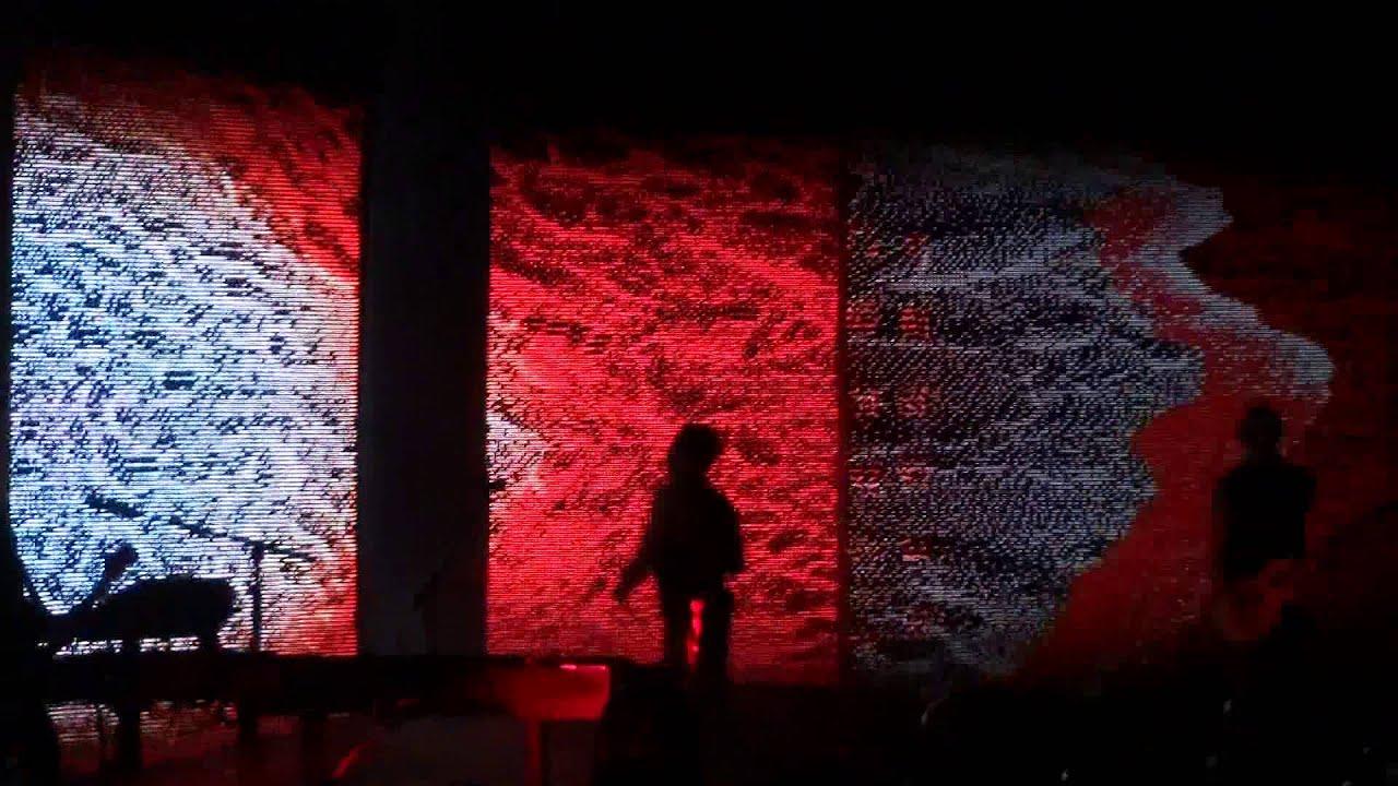 Nine Inch Nails NIN - Closer LIVE 2014 Soundgarden + NIN Tour ...