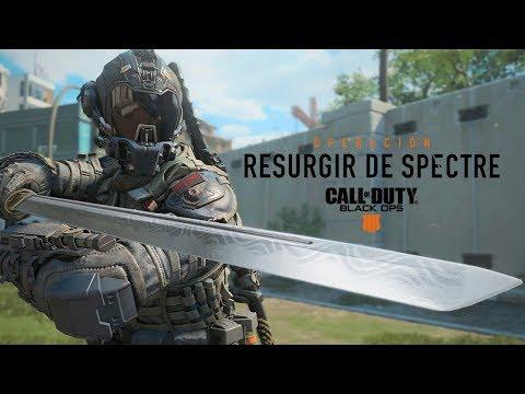 Call of Duty®: Black Ops 4 Oficial - Trailer Operación 'Resurgir de Spectre' [ES]