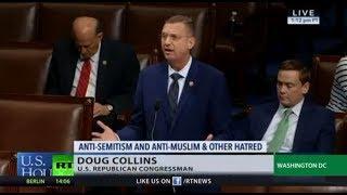 Trump's impeachment & anti-hate draft resolution: What keeps democrats awake at night?