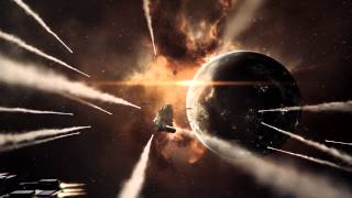 EVE Online.(Русский трейлер)