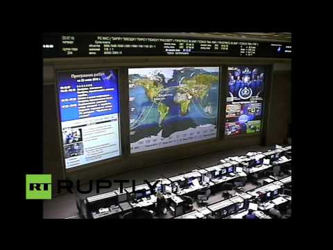 LIVE: Expedition 44 docks with International Space Station