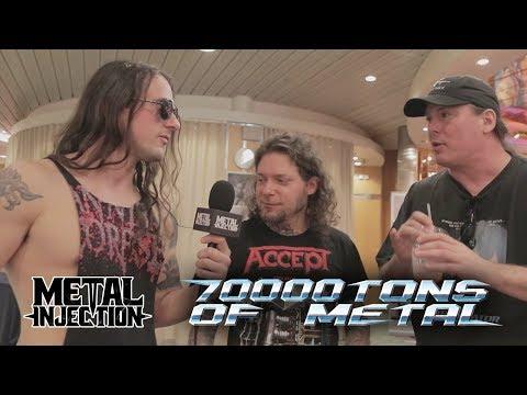 70,000 Tons Of Metal Report 2018 | Metal Injection