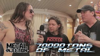 70,000 Tons Of Metal Cruise Recap 2018 with CANNIBAL CORPSE, EXODUS, GOATWHORE | Metal Injection