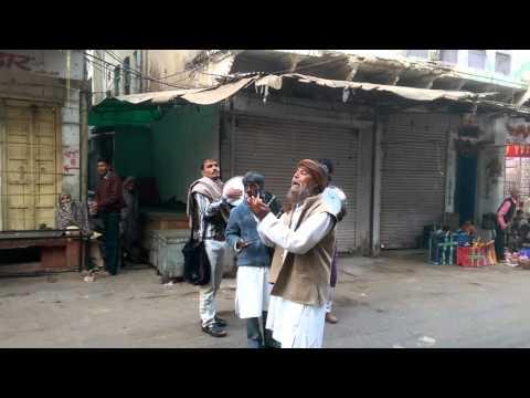 Qawali by Fakir at Ajmer
