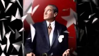 Atatürk Resimleri ile 2012 Cumhuriyet Bayramı