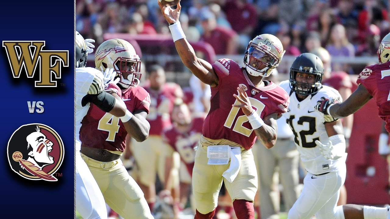 Download Wake Forest vs. Florida State Football Highlights (2016)