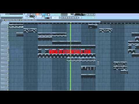Travis Scott  -  3500 FL Studio Tutorial Preview