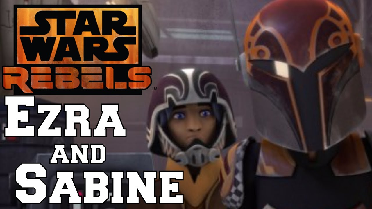 Star Wars Rebels Ezra And Sabine Love | www.pixshark.com ...