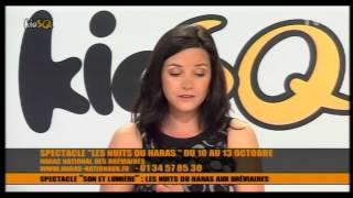 KioSQ – Emission du mercredi 25 septembre 2013